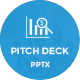 Pitch Deck - Professional Powerpoint Template - GraphicRiver Item for Sale