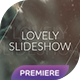 Lovely Slideshow // Premiere Pro - VideoHive Item for Sale