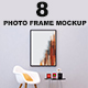 Photo Frame Mockups Vol.1