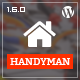 Handyman - Job Board WordPress Theme - ThemeForest Item for Sale