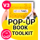 3D Pop-Up Book Explainer Toolkit & Story Pack - VideoHive Item for Sale