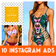 Instagram Fashion Banner #12 - GraphicRiver Item for Sale