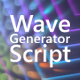 Free Download Background Wave Generator Nulled