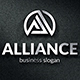 A Alliance Logo - GraphicRiver Item for Sale