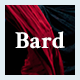 Free Download Bard - A Theatre and Performing Arts Theme Nulled