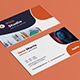 Horizontal & Vertical Corporate Business Cards #2