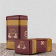 8 Pose Tin Packaging Mockup - GraphicRiver Item for Sale