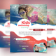 Kids Swimming Training Flyer - GraphicRiver Item for Sale