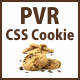 PVR - CSS Cookie Law Notification Responsive