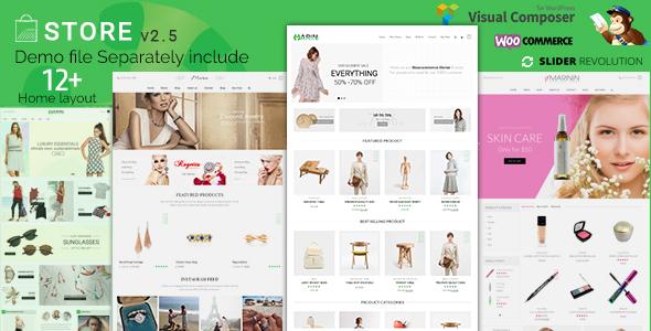Store - WooCommerce WordPress Theme - WooCommerce eCommerce