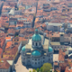 Aerial View of the Duomo of Como, Italy - PhotoDune Item for Sale