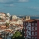 Lisbon, Portugal Skyline Towards Sao Jorge Castle - VideoHive Item for Sale