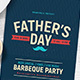 Fathers Day Flyer / Poster