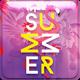 Tropical Summer V2 Flyer Template - GraphicRiver Item for Sale
