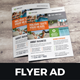Corporate Multipurpose Flyer Ad Design v11 - GraphicRiver Item for Sale