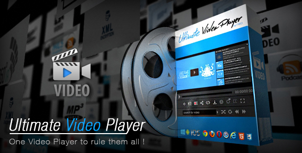Ultimate Video Player - CodeCanyon Item for Sale