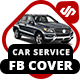 Car Service Facebook Timeline Covers - AR - GraphicRiver Item for Sale