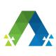 Letter A - Alpha Soft Logo