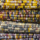 Close up of colorful gem glass corn on cob - PhotoDune Item for Sale