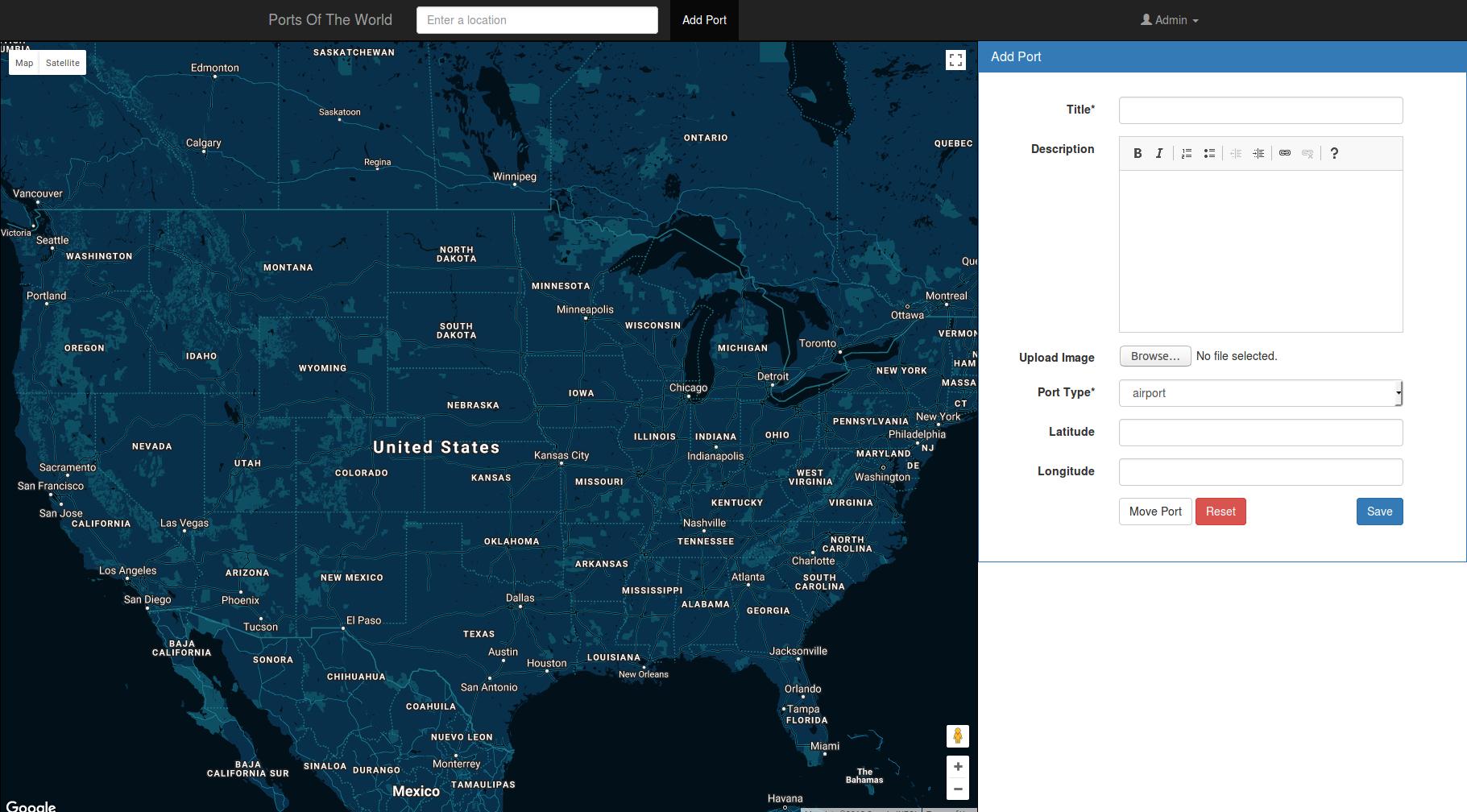 Google Maps server side Markers clustering v3 1