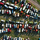 Aerial View Wrecking Yard - VideoHive Item for Sale