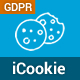 iCookie - GDPR Compliant Cookie Policy - CodeCanyon Item for Sale