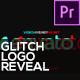 Free Download Glitch Logo Reveal Nulled