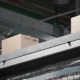 Automation - Cardboard Boxes on Conveyor Belt in Factory. Clip. Boxes Moving on the Conveyor at the - VideoHive Item for Sale