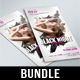 DL Party Flyer Bundle - GraphicRiver Item for Sale