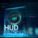 HUD Library: Pack 600+ Modular Elements - VideoHive Item for Sale