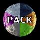 Water Sphere Loop Color Pack - VideoHive Item for Sale