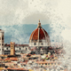Architecture Watercolors Photoshop Action - GraphicRiver Item for Sale