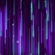 Green-pink Falling Neon VJ Background - VideoHive Item for Sale