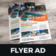 Corporate Multipurpose Flyer Ad Design v12 - GraphicRiver Item for Sale