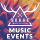 Surge - Music Festival & Event Theme - ThemeForest Item for Sale