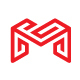 Letter M - Mystique Logo