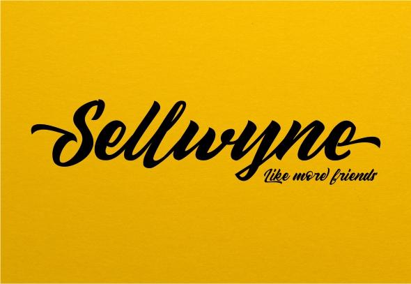 Sellwyne Script - Hand-writing Script