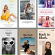 Free Download 12 Instagram Fashion Stories Nulled