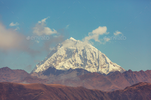 Cordillera - Stock Photo - Images