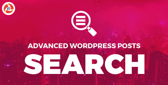 Advanced Wordpress Posts Search - CodeCanyon Item for Sale