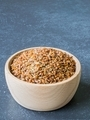 A Wooden Bowl with Linseed - PhotoDune Item for Sale