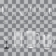 Transparent Empty Glasses Set
