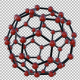 Bucky Ball Molecule - VideoHive Item for Sale