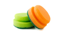 Two foam sponges for washing dishes or cleaning the house. - PhotoDune Item for Sale