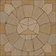 Medieval floor Tile 1 (hand painted) - 3DOcean Item for Sale