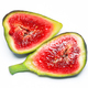 Fig fruit isolated on white - PhotoDune Item for Sale