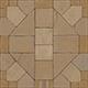 Medieval floor Tile 1 version 2 (hand painted) - 3DOcean Item for Sale