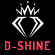D-shine - Diamond Jewelry HTML template - ThemeForest Item for Sale