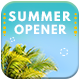 Summer Fast Opener - VideoHive Item for Sale