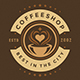 Free Download 36 Coffee Logos and Badges Nulled